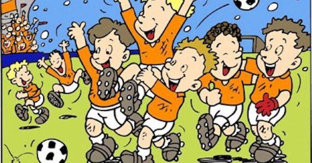 Oproep vrijwilligers begeleiden schoolvoetbal