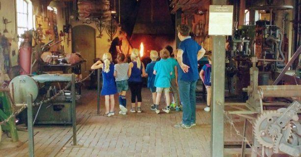 Koningsspelen in Openluchtmuseum