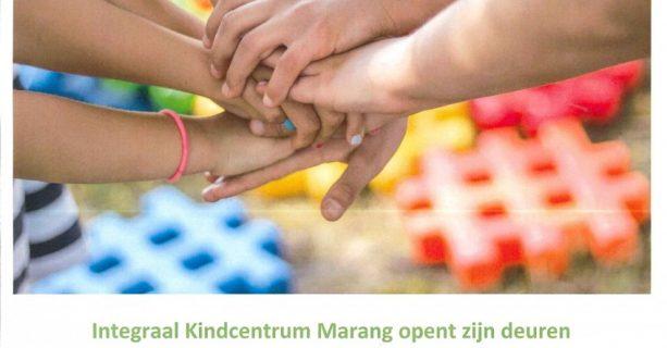 Opening IKC Marang