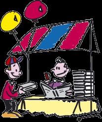 Kinderboekenmarkt vrijdag 12 oktober